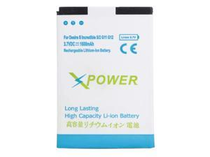 1600mAh Battery For HTC Desire S G12 Incredible S G11