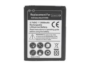 2600mAh Battery for Samsung i9220 Galaxy Note / GT-N7000