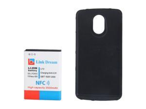 3500mAh Extended Li-ion Battery with Cover/NFC Samsung Galaxy i9250/Nexus Prime/Galaxy Nexus