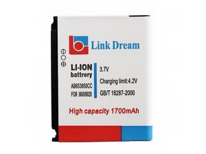 Link Dream 1700mAh Replacement Battery for Samsung Nexus S / i9020 / M900 / i900 (AB683850CC)