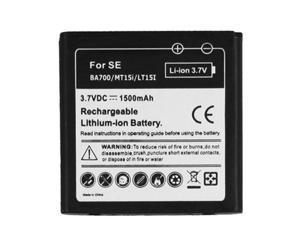 1500mAh Mobile Phone Battery for Sony Ericsson BA700/ MT15i/ LT15i / Xperia Neo