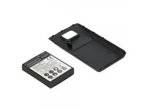 3500mAh Extended Battery + Battery Cover for Samsung Galaxy S2 I9100