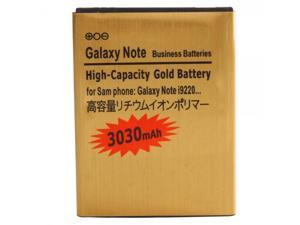 3030mAh High Capacity Business Battery for Samsung Galaxy Note I9220 GT-N7000