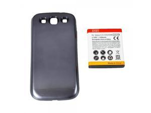 4300mAh Extended Battery with Battery Cover for Samsung GALAXY SIII i939/i9308