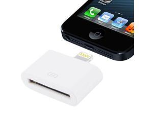 30 Pin Female to Lightning 8 Pin Male Adapter for iPhone 5 (available in 8 colors)