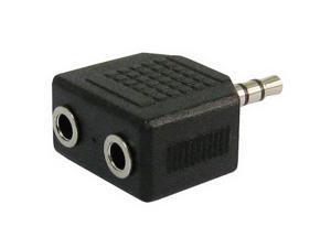 3.5mm Stereo Jack Headphone Splitter Adapter