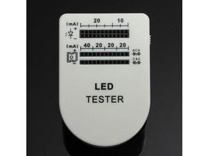 LED Tester Box For 5mm 3/ 5/ 8/ 10MM LED Light Lamp 10/ 20/ 40MA
