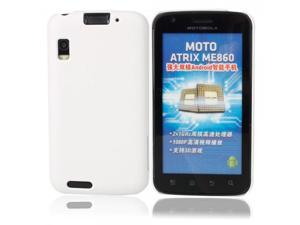 Dream Mesh Hard Cover Case for Motorola ME860 Atrix 4G White