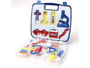 Educational Doctors Nurses Dress Up Role Play Toy Medical Case Set