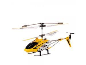 Syma S107G 3 Channel Infrared Remote Control RC Helicopter with Gyro RTF Yellow