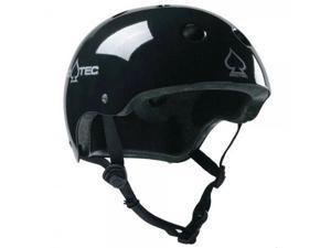 Pro-Tec Classic Skateboard Protective Helmet Black S