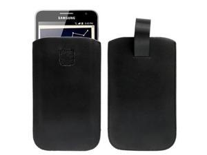 Leather Case / Carry Bag for Samsung Galaxy Note III / N9000 / Galaxy Note II / N7100 / Galaxy Note / i9220 / N7000 , Size: 16x9cm