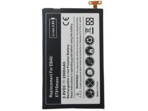 3.8V / 3500mAh Rechargeable Li-Polymer Battery for Motorola RAZR Maxx / XT910 Maxx