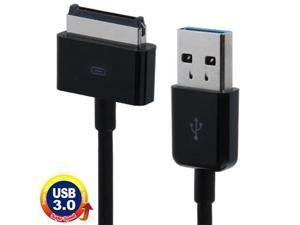 USB 3.0 Data Cable for ASUS EeePad TF101 / TF201 / TF300 / TF700 , Length: 2M (Black)
