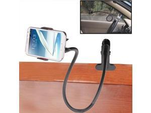 Multi-function Phone Gimbals Lazy Bedside Bed Car Decoration Bracket Phone Holder Tools for Samsung Galaxy S4 / i9500 / Galaxy S3 / i9300 / Galaxy Note II / N7100 / HTC / Nokia / Motorola  (Black)
