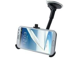 Suction Cup Car Holder for Samsung Galaxy Note II / N7100 , Support 360 Degree Rotation