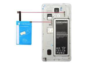 5V 1A  Qi Standard Wireless Charger Receiver Module for Samsung Galaxy Note 4
