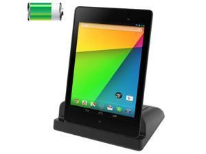 Desktop Charging Dock for Google Nexus 7  (2013 Version), Black