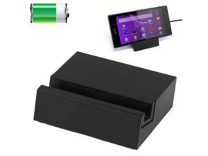 Magnetic Dock Charger for Sony Xperia Z1 / L39h / Xperia Z Ultra / XL39h / Z2 (Black)