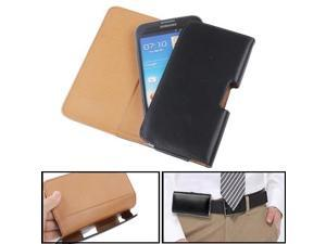 Leather Case with Clip for Samsung Galaxy Note 2 / N7100, Galaxy Note 2I / N9000, Galaxy Note / N7000