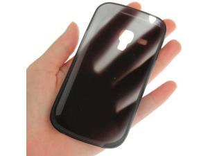 0.3mm Ultra Thin Polycarbonate Materials PC Protection Shell for Samsung Galaxy S3 mini / i8190(Black)