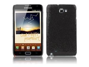 Plastic Case for Samsung Galaxy Note / i9220 / N7000, Note LTE / N7005  (Black)