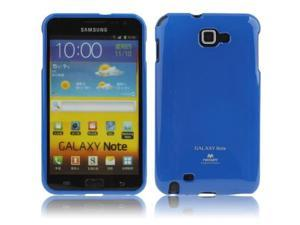 TPU Case for Samsung Galaxy Note / i9220 / N7000(Blue)