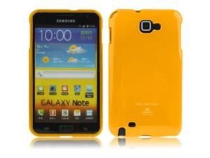 TPU Case for Samsung Galaxy Note / i9220 / N7000(Orange)