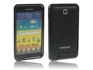 Sweet Armor Metal Aluminum Bumper Frame Case for Samsung Galaxy Note / i9220 / N7000, Note LTE / N7005(Black)