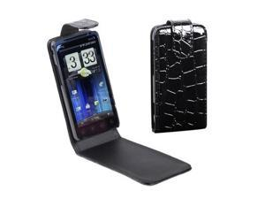 High Quality Leather Case for HTC EVO 3D