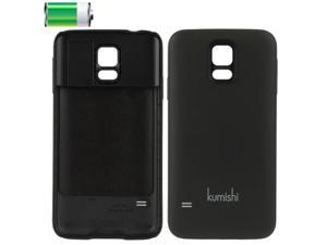 2400mAh Rechargeable External Backup Battery / Power Bank Case for Samsung Galaxy S5 / G900, KB2800-S5  (Black)