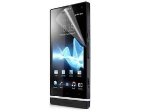 Anti Glare LCD Screen Protector for Sony Xperia S / LT26i / Xperia Arc HD