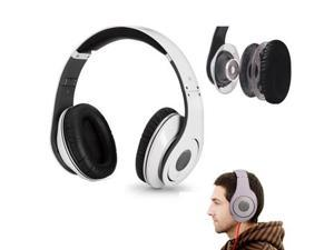 High Definition Powered Isolation Headphones for iPhone 5 & 5S & 5C , iPhone 4 & 4S , iPhone 3G & 3GS  , Without Packaging (White)