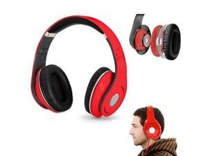 High Definition Powered Isolation Headphones for iPhone 5 & 5S & 5C , iPhone 4 & 4S , iPhone 3G & 3GS , Without Packaging (Red)
