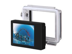 ST-175 2.0 Inch TFT LCD External Display and Waterproof Back Housing for Gopro HD Hero 4 / 3+ (Black)