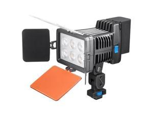 IS-L6 6 LED Video Light for Camera / Video Camcorder