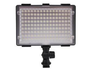 DOF 200 LEDs Video Light Wedding Photography Lights News Lamp Camera Fill Light Outdoor Photo Light  (C200) (Black)