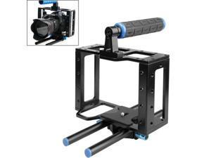 DEBO Universal Protective DSLR Camera Cage Stabilizer / Top Handle Set, TL-6