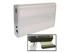 3.5 inch HDD External Case, Support IDE Hard drive