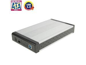 High Speed 3.5 inch HDD SATA & IDE External Case, Support USB 3.0