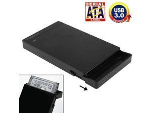 2.5 inch SATA HDD / SDD External Enclosure, Tool Free, USB 3.0 Interface