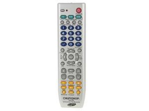 3 in 1  (TV, VCD, DVD) Universal Remote Control  (RM-88E)