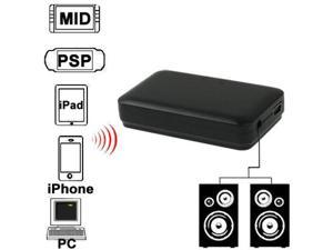 Mini Bluetooth Music Receiver for iPhone 4 & 4S / 3GS / 3G / iPad 3 / iPad 2 / Other Bluetooth Phones & PC, Size: 60 x 36 x 15mm  (Black)