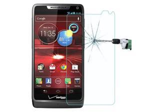 LOPURS 0.26mm 9H+ Surface Hardness 2.5D Explosion-proof Tempered Glass Film for Motorola MOTO DROID RAZR M XT907