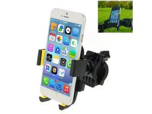 360 Degree Rotation Bicycle Phone Holder for iPhone 6 / iPhone 5 & 5C & 5S / iPhone 4 & 4S, Clip Size: 45mm-72mm