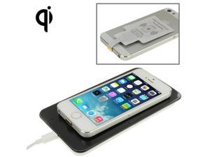 Wireless Charger & 8Pin Wireless Charging Receiver for iPhone 6 Plus / 6 / 5S / 5C / 5
