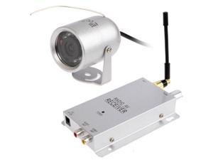 1.2G Wireless Receiver and Infrared Camera 11 LED,Support Night Vision  (Effective Range: 7m)