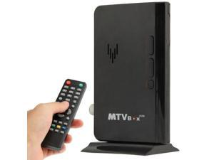Global Mini LCD TV Receiver Box Digital Computer VGA TV Programs Tuner Receiver Dongle Monitor, Model: 775