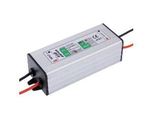 LZ12-24V Waterproof 30W LED Driver, DC 12-24V