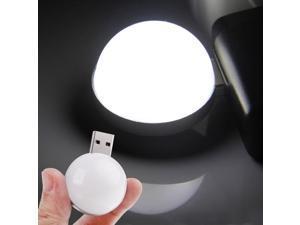 2W USB White Light LED Light Bulb / USB Connector